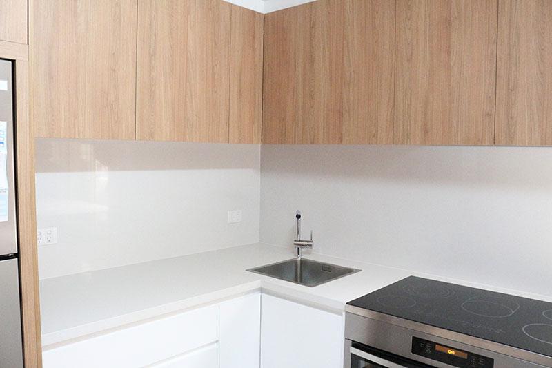 Best Two Tone Kitchen Design In Hoxton Park Kitchen Tek